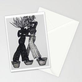 Cactus walk Stationery Cards