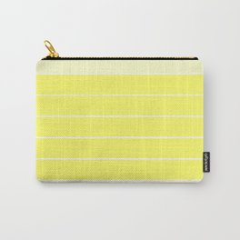 Two-Toned Honeysuckle  Carry-All Pouch