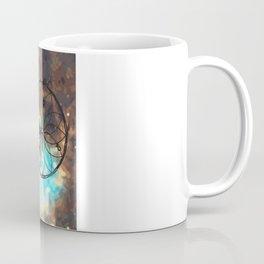 Dreamcatcher (blue) Coffee Mug