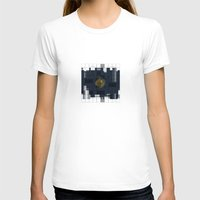 square T-shirts featuring Square by thinschi