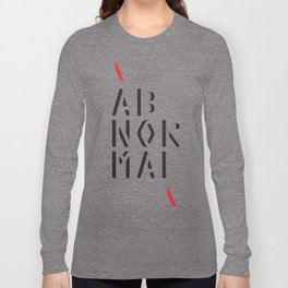ABNORMAL Long Sleeve T-shirt