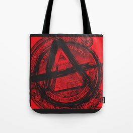 The Great (Anarchy) Seal Tote Bag