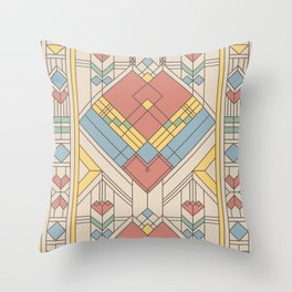 Frank Love Right Throw Pillow