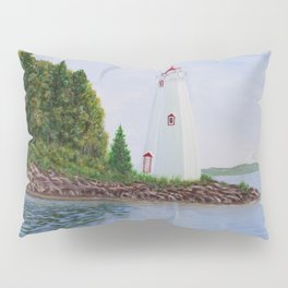 Tobermory Light House Pillow Sham