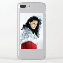 Loki - Burdened with Glorious Purpose XIII Ver III Clear iPhone Case