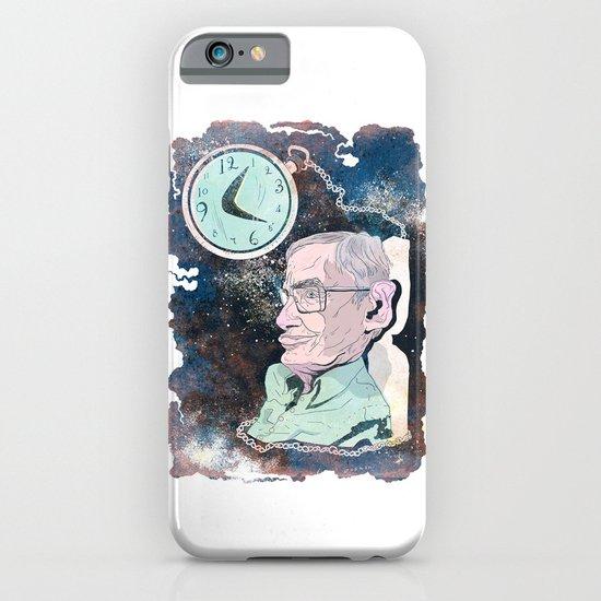 Stephen Hawking iPhone & iPod Case