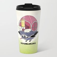 DOUBLE KING: Ovum Regia Metal Travel Mug