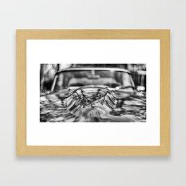 EType Framed Art Print