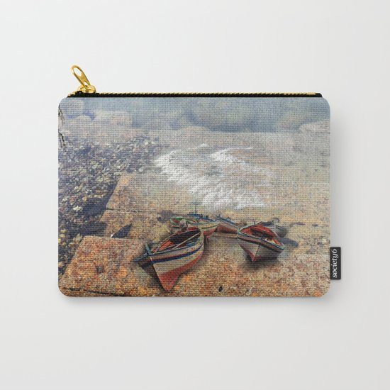 abstract ######### Carry-All Pouch