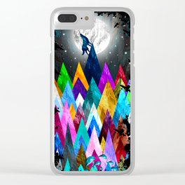 Wolf T11 Clear iPhone Case