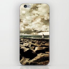 Between Elements iPhone Skin