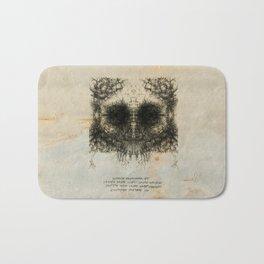 Skulloid II Bath Mat