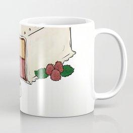 B is for Battenberg Coffee Mug