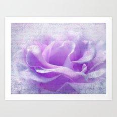 Dream Rose 2 Art Print