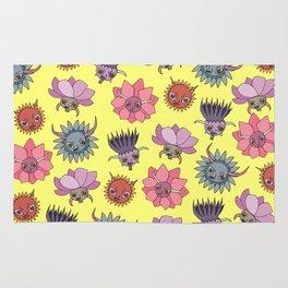 Wildflowers - Sunny Rug