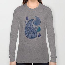 Saltwater Heart. [Switchfoot] Long Sleeve T-shirt