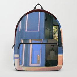 C'mon In - The Garden's Fine Backpack