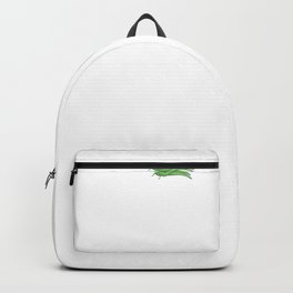 Green Beans Nutritional Value Funny Festive Holiday Backpack