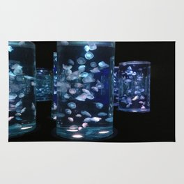 TRAPPED BUBBLES Rug