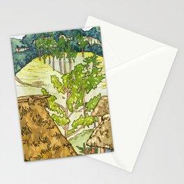 Lanquin, Guatemala Stationery Cards