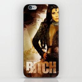 SQ B***tch iPhone Skin