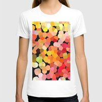 confetti T-shirts featuring Confetti by Rosie Brown