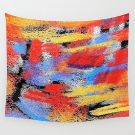 Multicolor pp ing Wall Tapestry