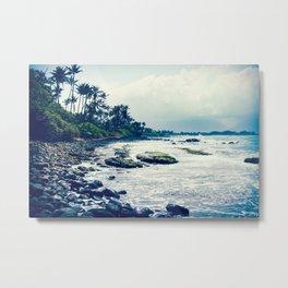 Koaniani Papalua Kealakai Maui Metal Print
