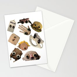 Jack Stauber Mix Stationery Cards