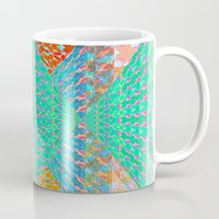 diamonds Mugs featuring Diamonds by Lizzy Koury