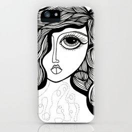 FIONA iPhone Case