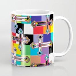 Jesus is The New Pattern 2 Coffee Mug