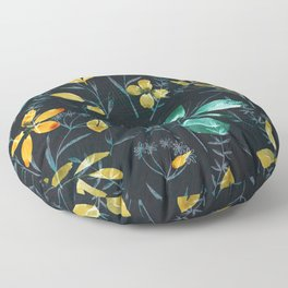 floral ni Floor Pillow