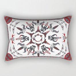 Mando'ade Darasuum (gradient background) Rectangular Pillow