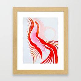 Southwest Sunrise Framed Art Print