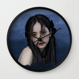 Jisoo Blackpink Wall Clock
