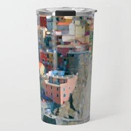 Italy. Cinque Terre - Cliffside Travel Mug