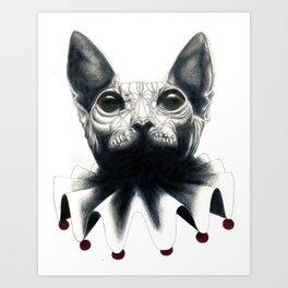 Spinx Art Print