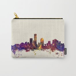 Milwaukee Wisconsin Skyline Carry-All Pouch