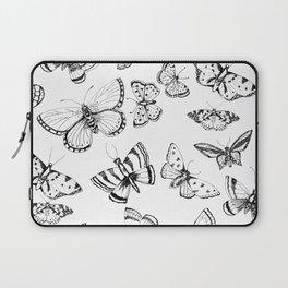 Butterflies and moths Laptop Sleeve