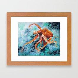 Reaching for the Stars Framed Art Print