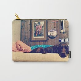 Man's Best Friend Carry-All Pouch