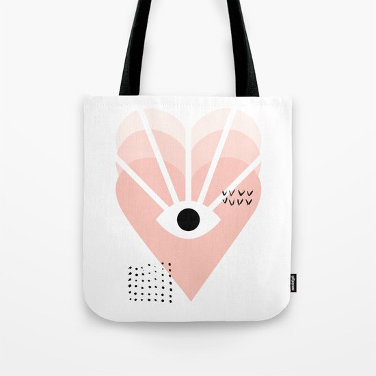 Love vision Tote Bag