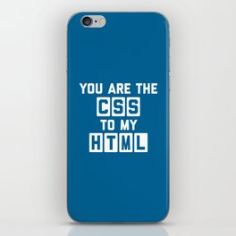 CSS To My HTML Funny Quote iPhone Skin
