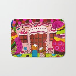 Hansel and Gretel Bath Mat