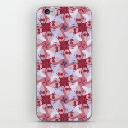 Dancer Twirl Pattern iPhone Skin
