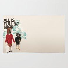 ALL IS FULL OF LOVE Rug