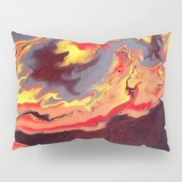 Burning Within Pillow Sham
