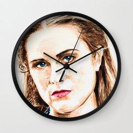 Dolores Abernathy Wall Clock