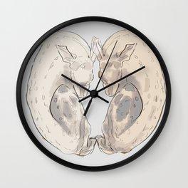 F#1 Wall Clock